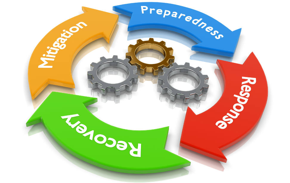 What Is Your Disaster Recovery Plan? | Tess Safe And Trained
